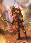 Ashamal - Night Elf Grand Marshal