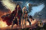 WH40k: Darius and Zayel