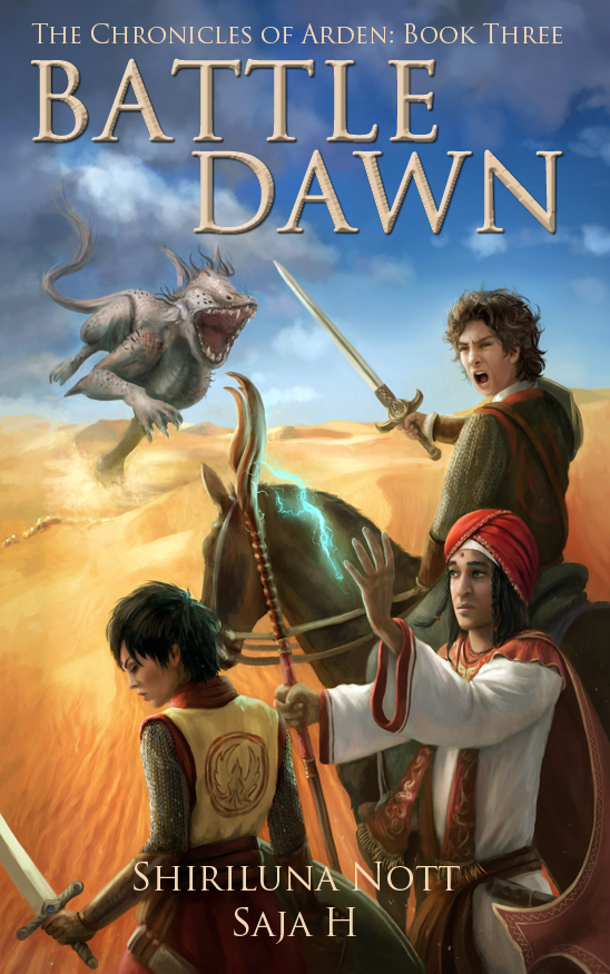 Book Cover: Battle Dawn by Jorsch