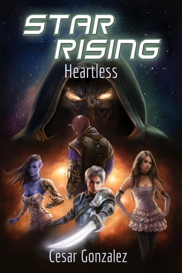 Book Cover: Star Rising by Jorsch