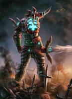 World of Warcraft: Warrior in S16 by Jorsch