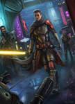 Star Wars OC:  Neph Fenri