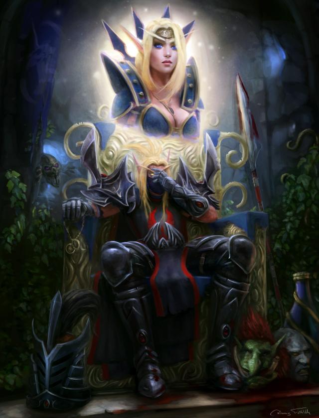 Arrodis Lightfury II by Jorsch