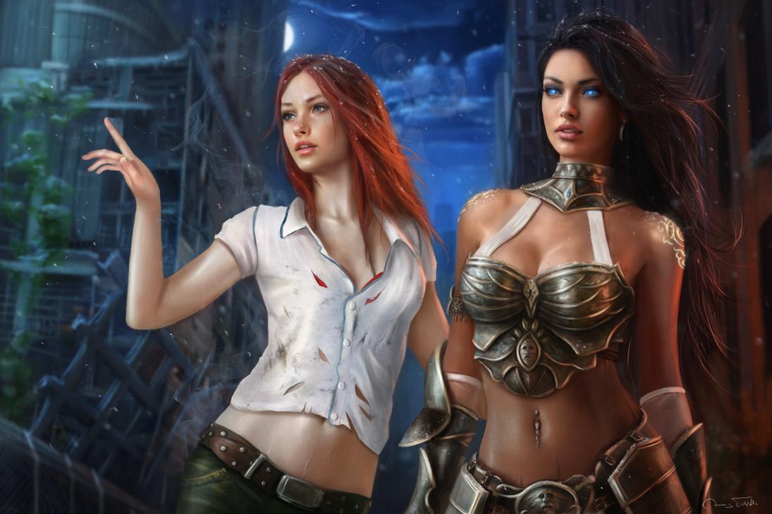 Elisa and Nicole Vol.2 by Jorsch