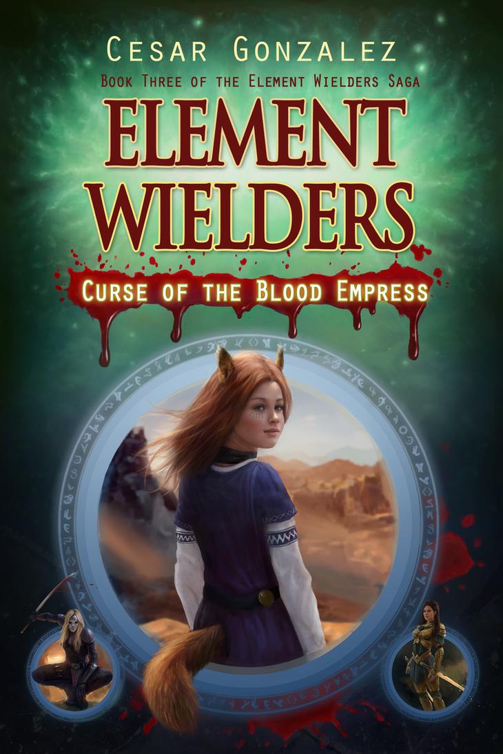 Book Cover: Curse of the Blood Empress by Jorsch