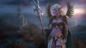 World of Warcraft OC - Lexith