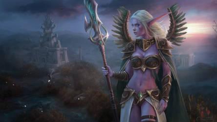 World of Warcraft OC - Lexith by Jorsch