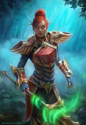 Blood Elf Heritage Armor by Jorsch