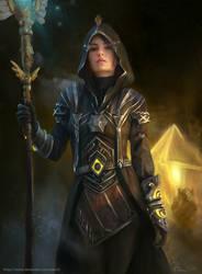 Path of Exile - Darkseer Fan Art