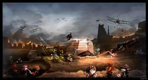 Commission: Battle