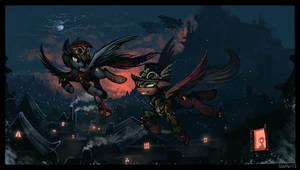 Commission: Flight