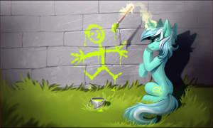 Lyra Heartstrings by Ramiras