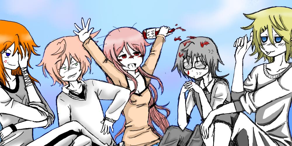 friends by chrnojenny