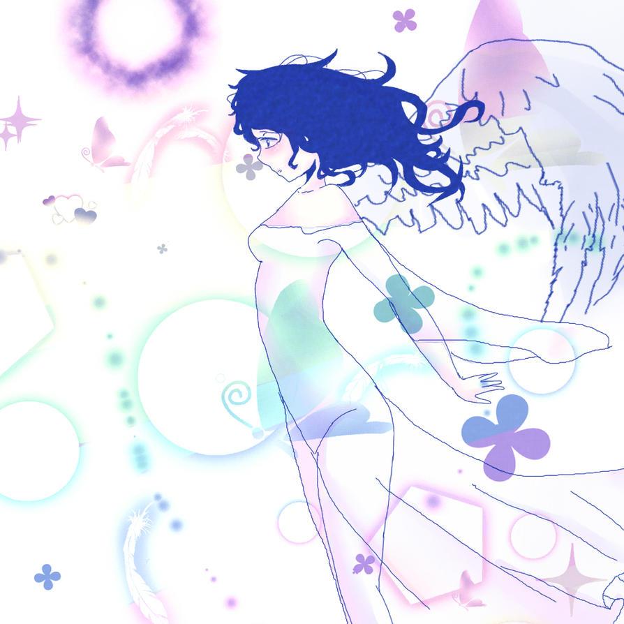 Angel - Copia by chrnojenny