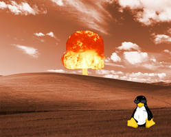 Bliss just got NUKED by Linux by wyatt8740