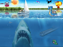 My New Desktop Wallpaper - Lovely Lake by wyatt8740