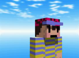 My Minecraft Skin - Ness by wyatt8740