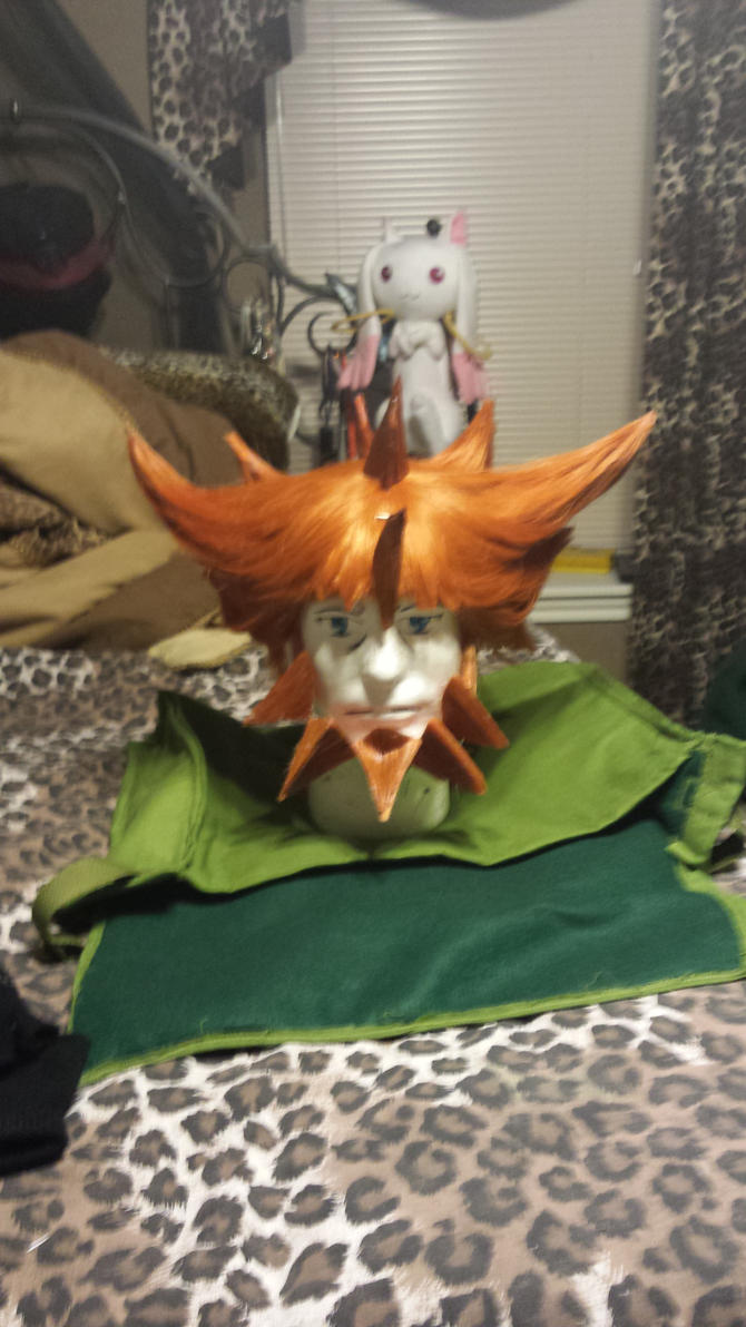 My Lysandre Wig by yamihp7