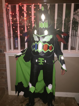 Zygarde Cosplay is done