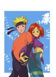 Naruto and Will