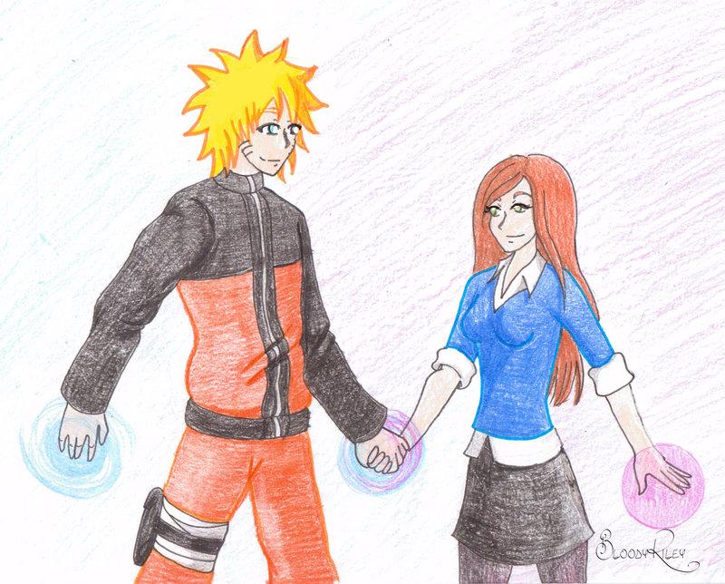 Naruto X: Naruto and Gwen by TheRealKyuubi16