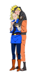 Shinobi and 18 by TheRealKyuubi16