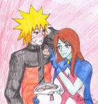 Naruto and the Martian by TheRealKyuubi16