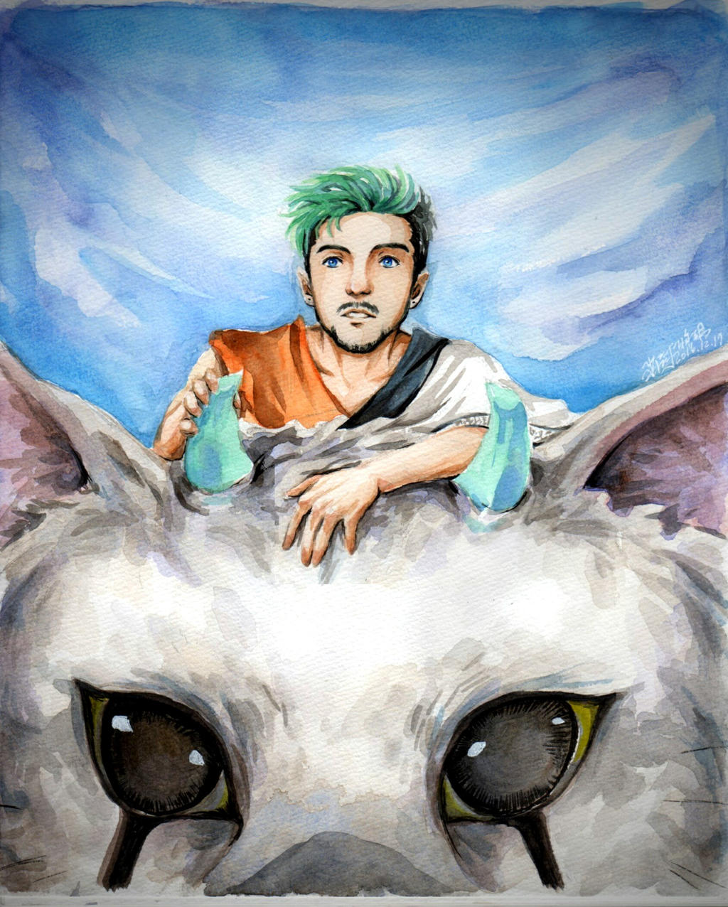 jack and trico