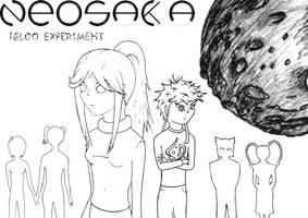 Neosaka Cover Inks
