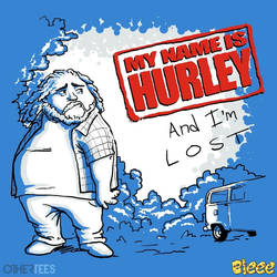 My name is Hurley by jimspon