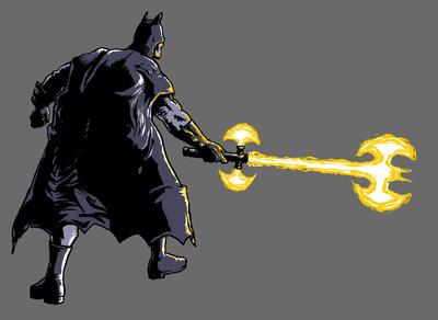 Batsabre Awakens by jimspon