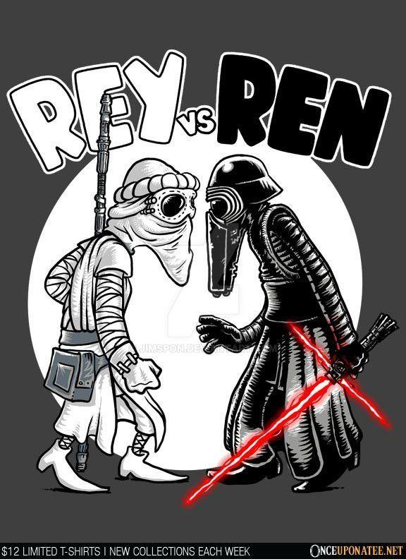 Rey-Vs-Ren by jimspon