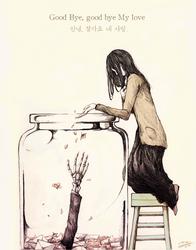 [ Good bye, good bye My love ] by doming92