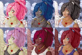 Furc : Cupid by OnyxSerpent