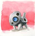 Inktober #2 - Aron
