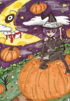 pumpkin pie. by chaoie