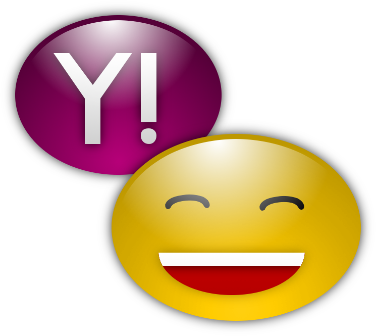 yahoo messenger icon png - photo #2