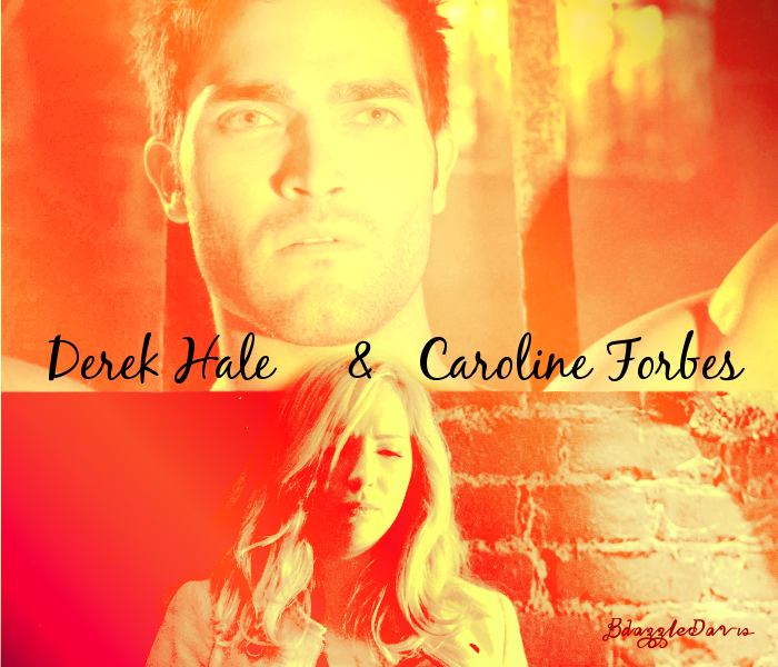 Caroline and Derek (Tumblr).1 by Bdazzle
