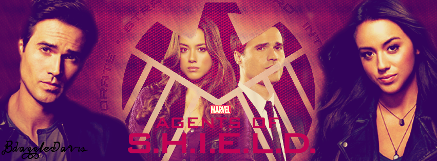 Couverture (Agents Of S.H.I.E.L.D.).1 by Bdazzle