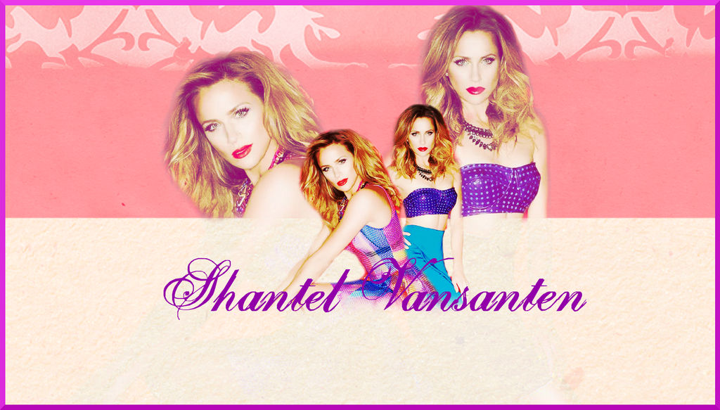 Wallpaper Shantel Vansanten1 By Bdazzle On Deviantart