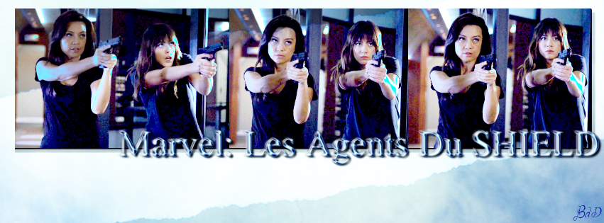 Couverture (Agents Of S.H.I.E.L.D.).7 by Bdazzle