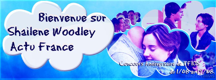 Couverture (Shailene Woodley Actu France).1 by Bdazzle