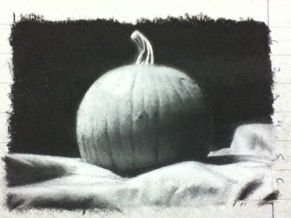 Pumpkin by Ercneps