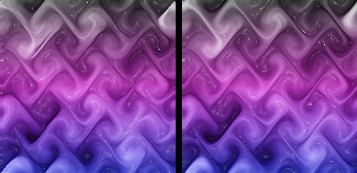 Wax Pattern Stereoimage