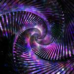 Infinity Cube Nebula by fence-post