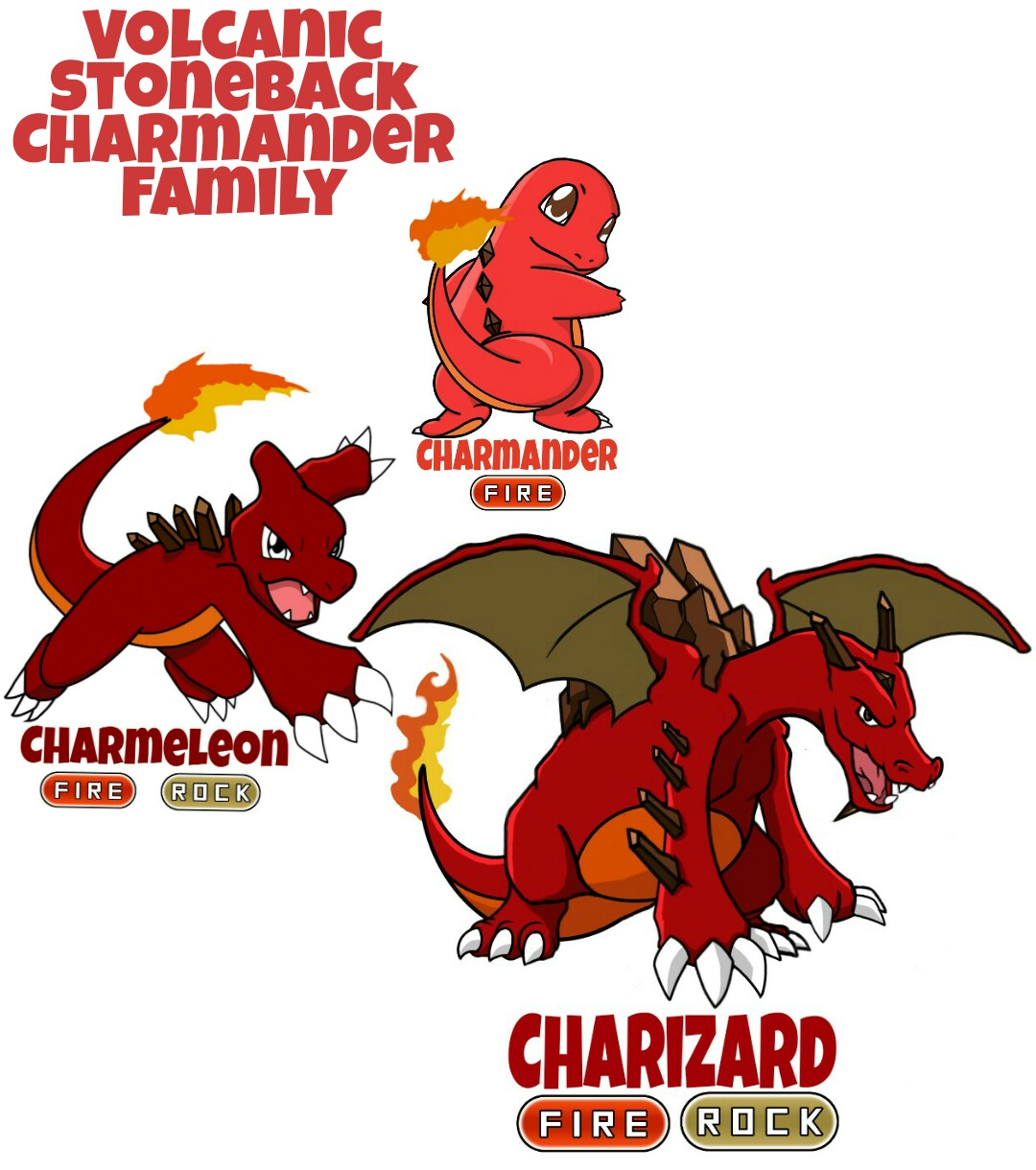 how to breed charmander with dragon dance