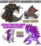 Sandshrew Family