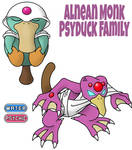 Psyduck Family