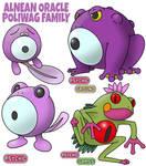 Poliwag Family