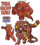 Machop Family